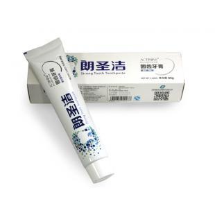 朗圣洁牌固齿牙膏(99g)