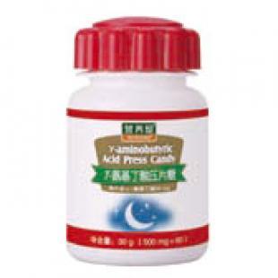 Y营养屋牌γ-氨基丁酸压片糖