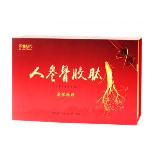 乐健阳光牌人参骨胶肽固体饮料(小分子肽)