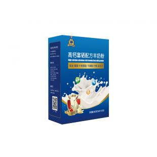 清恬集高钙富硒配方羊奶粉