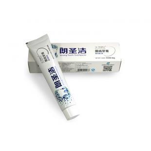 IH朗圣洁牌固齿牙膏(99g)