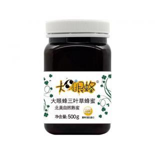 D大眼蜂牌三叶草蜜(加拿大500g)