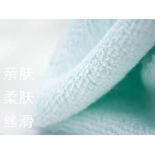丝维特竹纤维提花毛巾